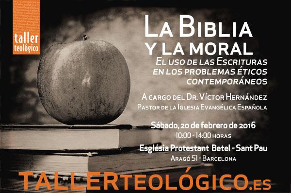 barcelona taller teologico